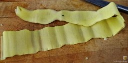 Zucchini und Kartoffelröllchen mit Fetacreme (7)