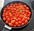 Amaranth, Wildkräutersalat und Tomaten (11)