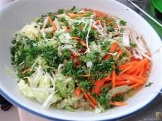 Glasnudeln, Gemüse und Putenfleisch (24)