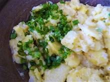 Kartoffelsalat, Nordseekrabben, Erdbeeren (13)