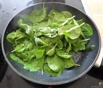 Bandnudeln mit Gemüse und Garnelen (9)
