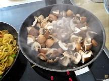 Kartoffel Zoodles und Shiitake-Champignon Pfanne (18)