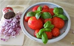 Kartoffelröllchen in Tomatensauce (10)