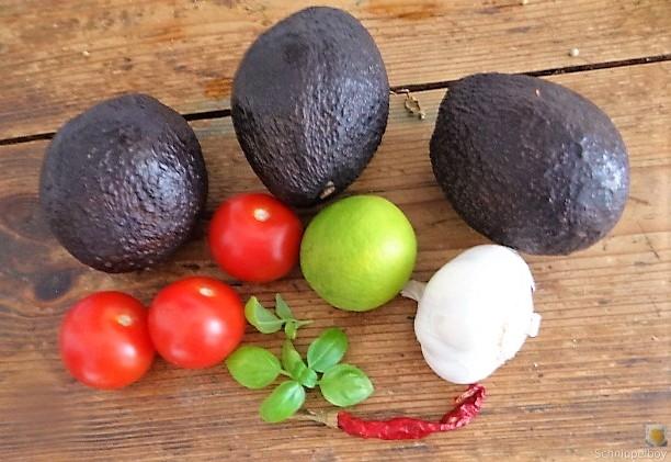 Kichererbsensalat mit Guacamole (13)