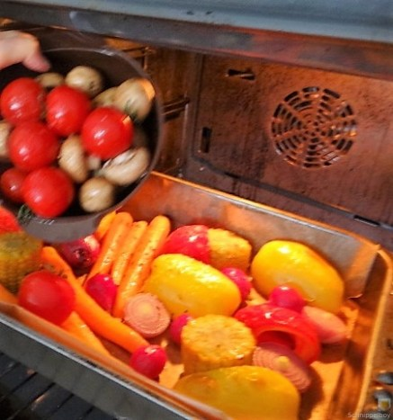 Polenta mit Ofengemüse (12)