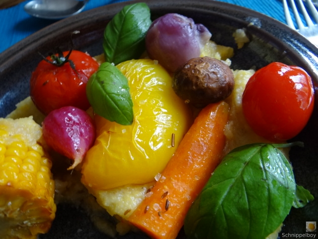 Polenta mit Ofengemüse (24)