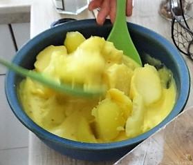 Béchamelkartoffeln und Tomaten (11)