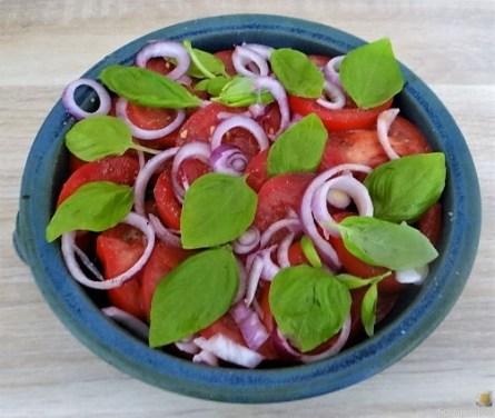 Béchamelkartoffeln und Tomaten (21)