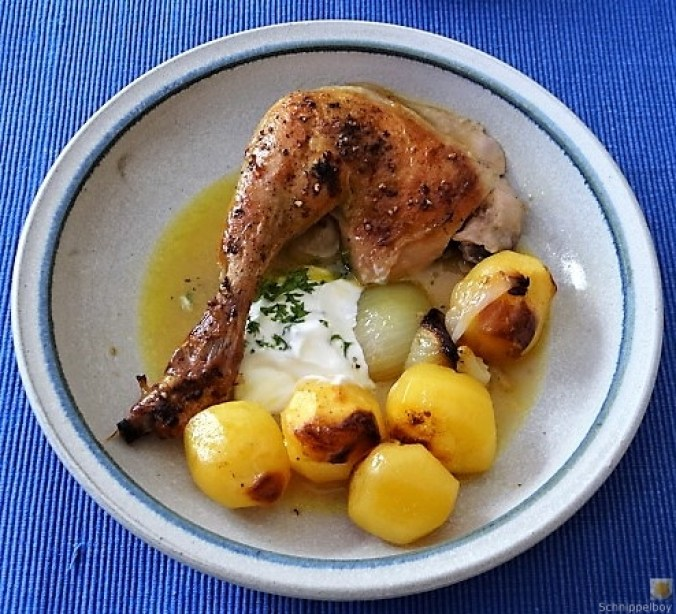 Zitronenhähnchen (4)