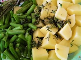 Bohneneintopf und Pflaumenkuchen (10)