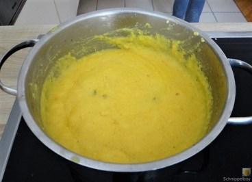 Safran-Polenta mit Fenchel-Orangen aus dem Ofen (23)