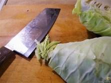 Bulgur-Hack Klößchen, Spitzkohl Salat, Tzatziki, Apfel Crumble (22)