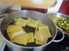 Gemüse, Lachs, Ravioli (20)