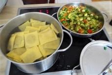 Gemüse, Lachs, Ravioli (21)