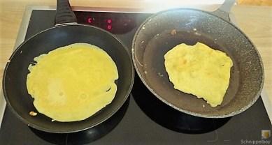 Eierpfannkuchen, Apfelmus,Brombeer Kompott (9)