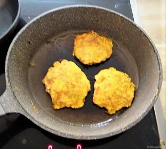 Gemüse Eierpfannkuchen (12)