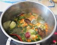 Gemüse, Meeresfrüchte, Nudeln (25)