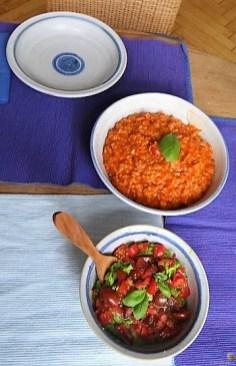 Tomatenrisotto mit Guacamole (14)