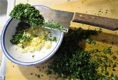 Edamane orientalisch mit Möhren und Gremolata (18)