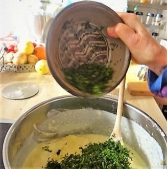 Kartoffel-Buttermilch Stampf mit Dill und Sprotten (15)