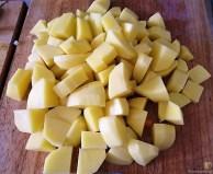 Kartoffelsuppe mit Nordseekrabben (13)