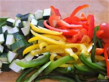 Mediterranes Gemüse mit Röstkartoffeln (10)
