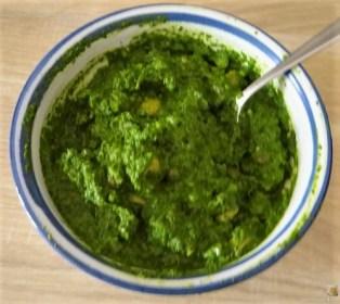 Linguine mit Oliven-Petersilien-Salsa (13)