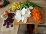 Gemüsepfanne mit Hähnchenbrust (13)