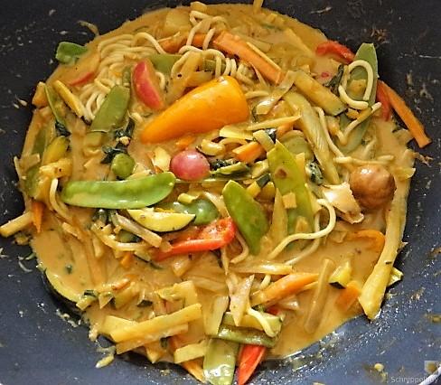 Gemüsecurry in Kokosmilch (14) - Kopie - Kopie