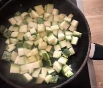 Nudeln-Lachsforelle-Gemüse und Ruccolapesto (22)