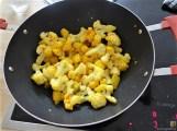 Aloo Gobi mit Joghurt Dip (12)