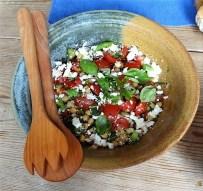 Kichererbsen-Tomatensalat (10)