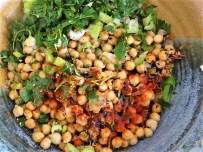 Kichererbsen-Tomatensalat (9)