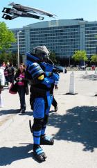 Garrus ;) Spot on!