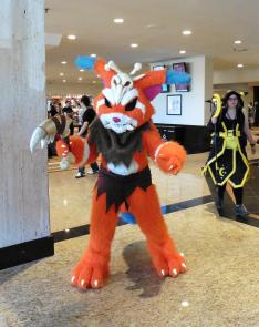 Gnar from League of Legends!