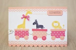 BABY-KARTE MIT DEN ZOO BABIES - http://wp.me/p4tVPh-Vi