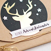 Freebie - Adventkalender to Go