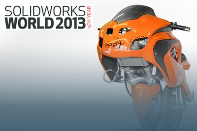 SolidWorks World 2013: It's a wrap!