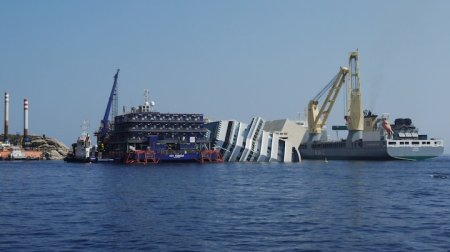 Engineers RULE: Righting the Costa Concordia