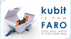 FARO snaps up kubit