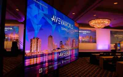 AVEVA lets the good times roll