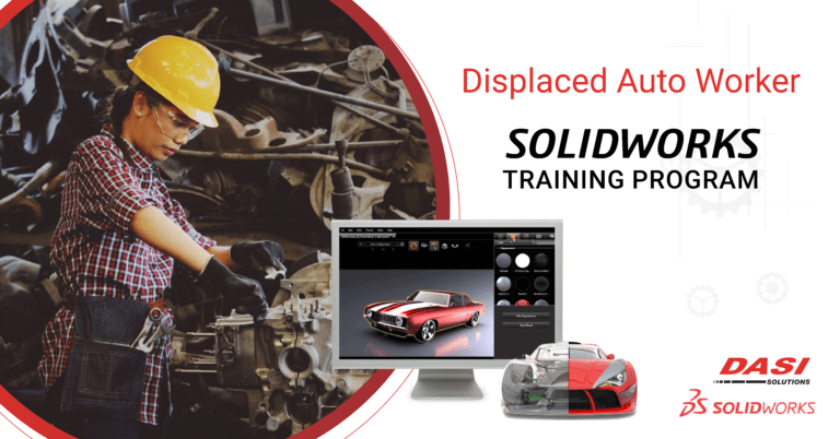 Free SolidWorks for displaced auto workers