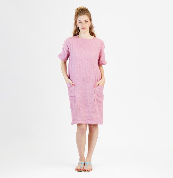 Rose dress pattern from Schnittchen