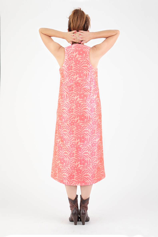 Schnittmuster Kleid Joy - Tank Top Style von hinten