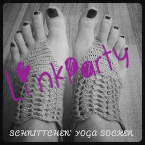 Yoga Socken LinkParty