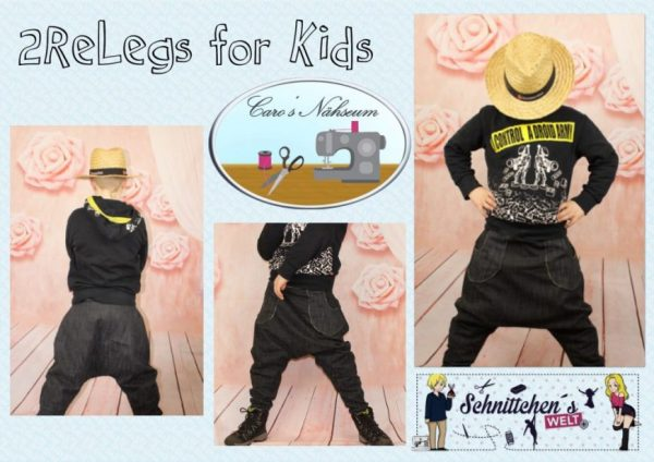 Collage 2 RegLegs for Kids