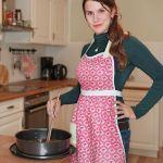 Kochschurze Vintage Schnittmuster Datenbank