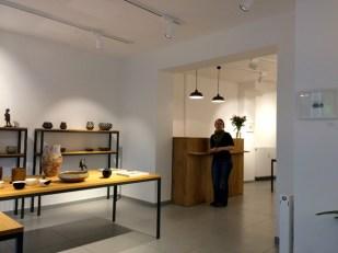 Blick in die Galerie Bodora