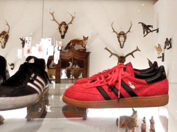 Sneakers. Boom. Die Neue Sammlung