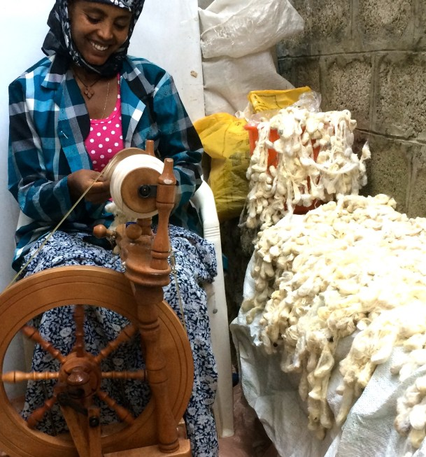 Handwerks-Community Sabahar in Äthiopien